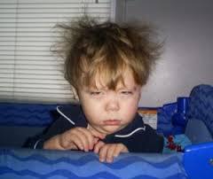 Ali vaš otrok zvečer noče v posteljo?